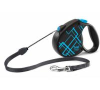 TRIOL Поводок-рулетка для собак Flexi Life Lines M 5м до 20кг, трос (Триол)