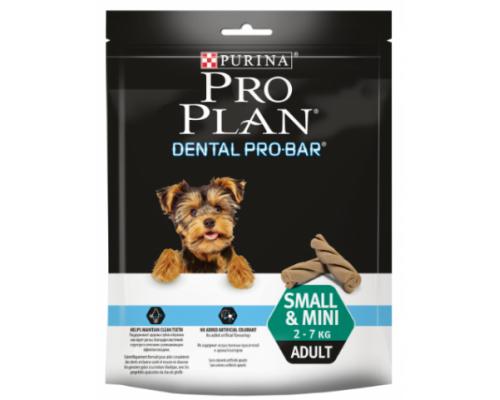 Pro Plan Dental Pro Bar для поддержания здоровья полости рта для взрослых собак мелких и карликовых пород (Про План). Вес: 150 г