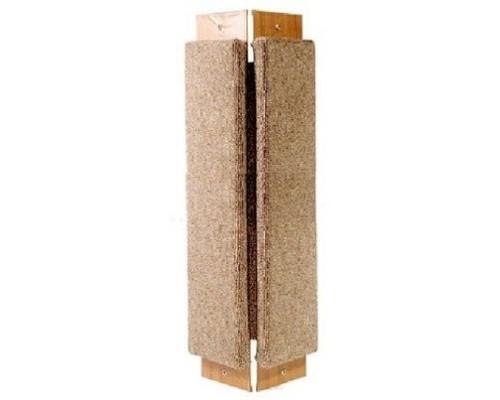 Когтеточка ковровая с пропиткой угловая (ПАЛАДИНКА)