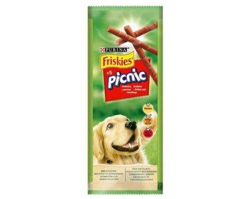 Friskies Picnic для взрослых собак с Говядиной. Вес: 42 г