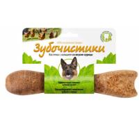 Зубочистики Косточка для собак крупных от 25кг с кальцием со вкусом Курицы