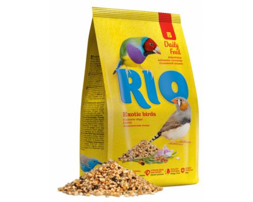 РИО корм для экзотических птиц (амадины и т.п.). Вес: 500 г
