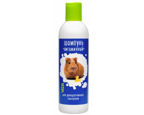 Витаминный шампунь для грызунов, 220мл