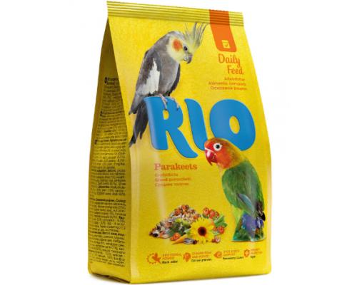 РИО корм для средних попугаев. Вес: 500 г