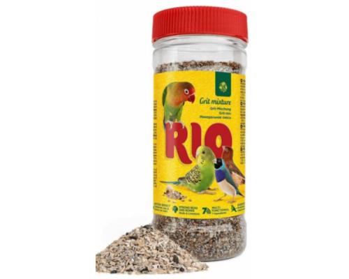 РИО минеральная смесь для птиц. Вес: 600 г