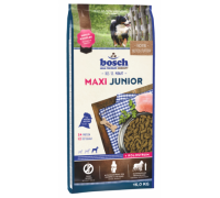 Bosch Junior Maxi Корм для щенков крупных пород Бош Юниор Макси
