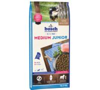 Bosch Junior Medium Корм для щенков и подростков средних пород Бош Юниор Медиум