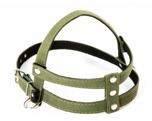 USOND Шлейка для собак ездовая брезент №3 (кавказец)