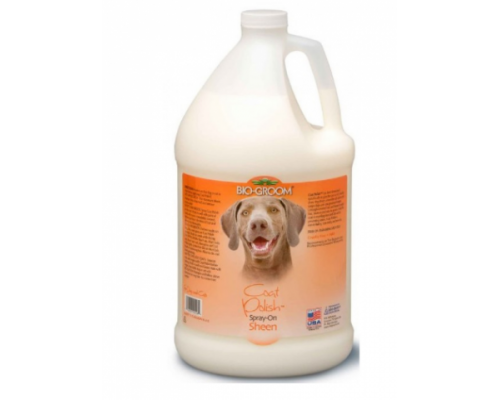 Bio-Groom Coat Polish блеск-антиколтун для шерсти 3,8 л
