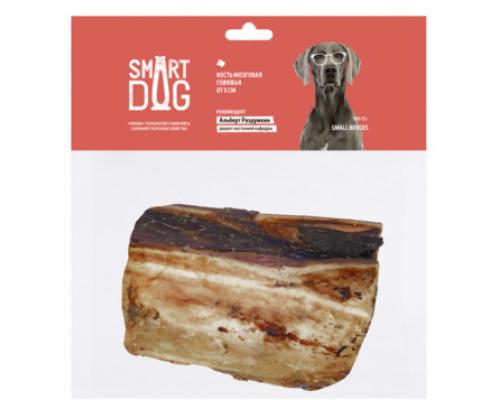 Smart Dog лакомства Кость мозговая говяжья, 5-8 см