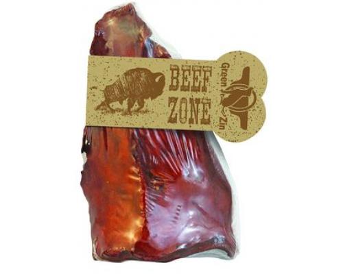 GREEN CUISINE Сушеное говяжье ухо золотистое пакетпо 1 шт, 50 г (Грин Кьюзин)