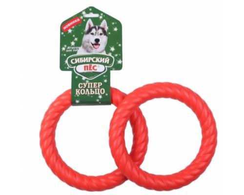 СИБИРСКИЙ ПЕС Игрушка для Собаки Суперкольцо D=180мм
