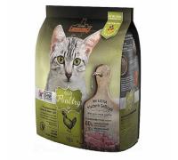Leonardo БЕЗЗЕРНОВОЙ Эдалт Poultry Грэйн Фри Корм для взрослых кошек. Вес: 300 г