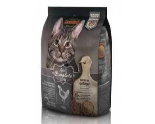 Leonardo Эдалт 32/16 сухой корм для взрослых кошек. Вес: 400 г