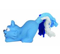 """DEZZIE Игрушка для собак """"Кот"""" 8см латекс"""