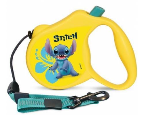 TRIOL Disney Поводок-Рулетка Stitch S (3м до 12кг)