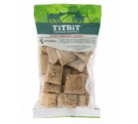 TiTBiT Золотая коллекция Начос в мясной глазури для собак. Вес: 130 г