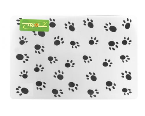 TRIOL МВ-03 Коврик под миску для кошек 43х28см