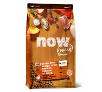 NOW FRESH Контроль веса - беззерновой корм для Собак с Индейкой, Уткой и овощами (Fresh Senior Recipe Grain Free). Вес: 1,59 кг