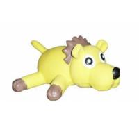 """TRIOL Игрушка для собак """"Лев"""", латекс 115мм (Триол)"""