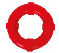 ГРЫЗЛИК АМ Кольцо Аmfibios Размер 13 см, Цвет Красный, Материал ТPR, без звука, плавает