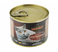 Leonardo консервы для кошек Печень. Вес: 200 г