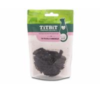 TiTBiT Вяленые лакомства для кошек Печень говяжья