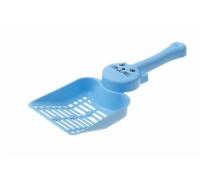 """V.I.Pet Совок с отверстиями для кошчьего туалета """"Кэт"""" 24,5х9,2х4,5см"""