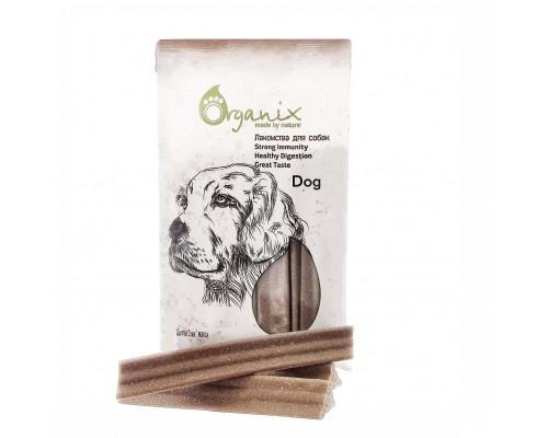 """Organix Лакомства для собак Зубные палочки """"Дентал Стик"""" макси (Dental Sticks Large)"""