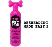 """PET HEAD Кондиционер арбузный """"Чудо-Линька"""" для линяющих Собак с кокосовым маслом, без сульфатов и парабенов (DE SHED ME!! for Dogs)"""