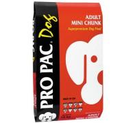 PRO PAC ADULT MINI CHUNK сухой корм с курицей для взрослых собак мелких пород (Эдалт мини чанг)