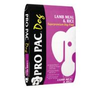 PRO PAC Lamb & Rice сухой корм для взрослых собак Ягненок с Рисом