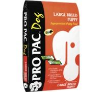 PRO PAC Large Breed Puppy сухой корм для щенков Крупных пород (Лардж брид паппи)